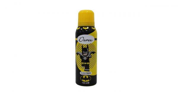 اسپری بدن کودک دریکس مدل Batman