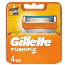 تیغ یدک ژیلت مدل Fusion 5 بسته 4 عددی