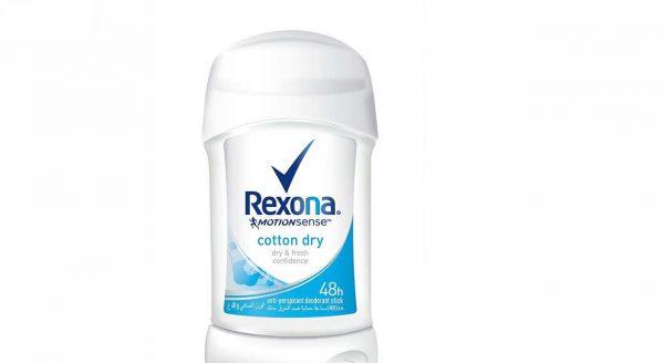 استیک ضد تعریق زنانه رکسونا مدل Cotton حجم 40 میلی لیتر