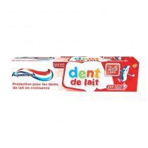 خمیر دندان کودک آکوافرش مناسب کودکان 2تا5 سال با حجم 50 میلی لیتر