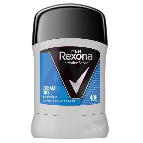 استیک ضد تعریق مردانه رکسونا مدل Cobalt Dry حجم 50 میلی لیتر